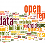 June 11th (Main Conference, Day 2, Morning): The #or2014 tweets wordle after the first day of the conference. Data seems to be winning.